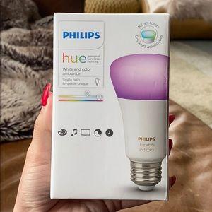 Philips Hue White & Color Single Bulb - BNIB